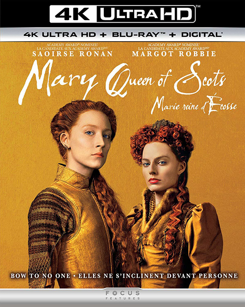 Две королевы / Mary Queen of Scots (2018) UHD BDRemux 2160p | 4K | HDR | iTunes
