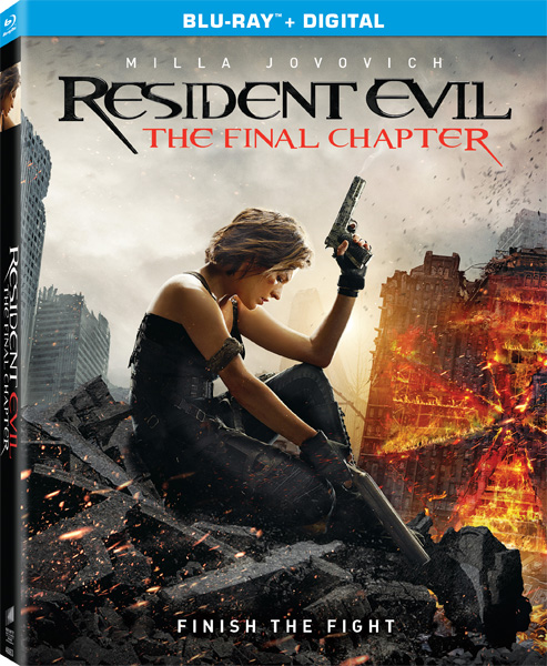 Обитель зла: Последняя глава / Resident Evil: The Final Chapter (2016) BDRip 3D (HOU) Blu-Ray 3D CEE