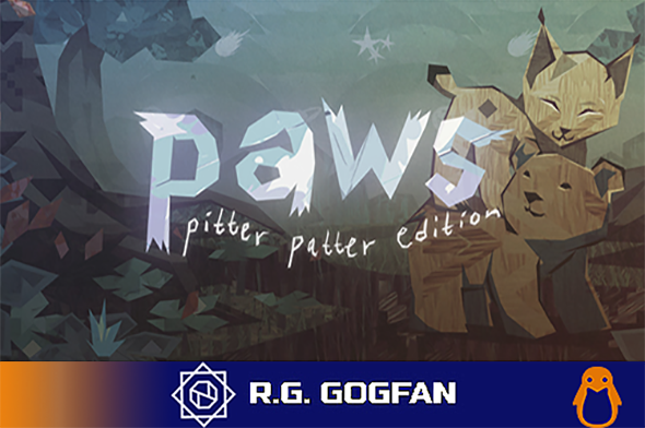 Paws: Pitter Patter Edition (Might and Delight) (ENG RUS MULTI9) [DL GOG] / [Linux]