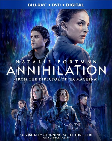 Аннигиляция / Annihilation (2017/BDRip/HDRip)