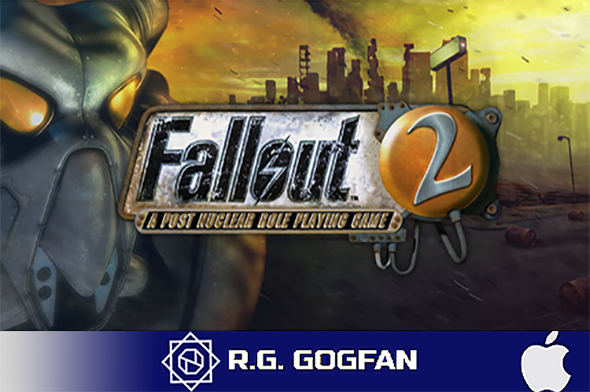 Fallout 2 (Interplay) (ENG|GER|FRE) [DL|GOG] / [macOS]
