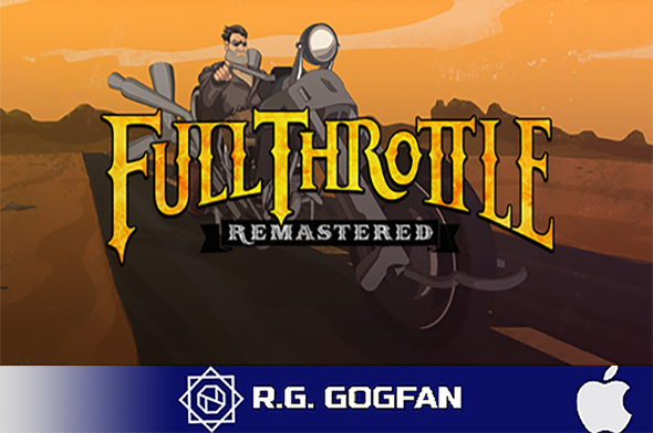 Full Throttle Remastered (Double Fine Productions) (ENG MULTI6) [DL GOG] / [macOS]