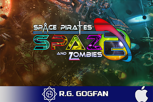 Space Pirates and Zombies 2 (MinMax Games Ltd.) (ENG RUS MULTI5) [DL GOG] / [macOS]