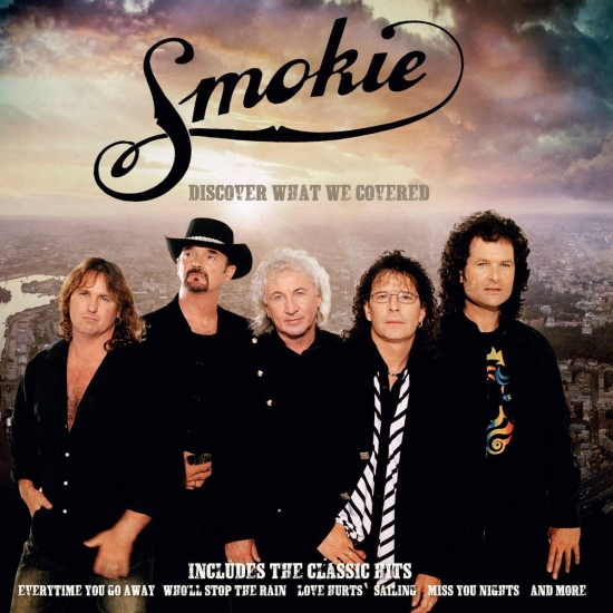 Smokie - Discover What We Covered (2018) FLAC