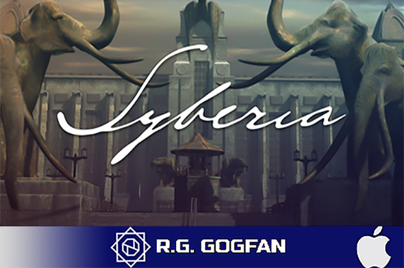 Syberia (Microids) (ENG|RUS|MULTI8) [DL|GOG] / [macOS]