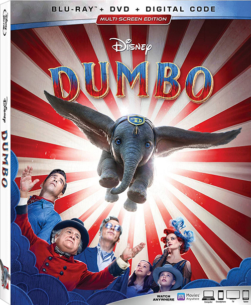 Дамбо / Dumbo (2019) BDRip 1080p от Талямбы | 60 fps | iTunes