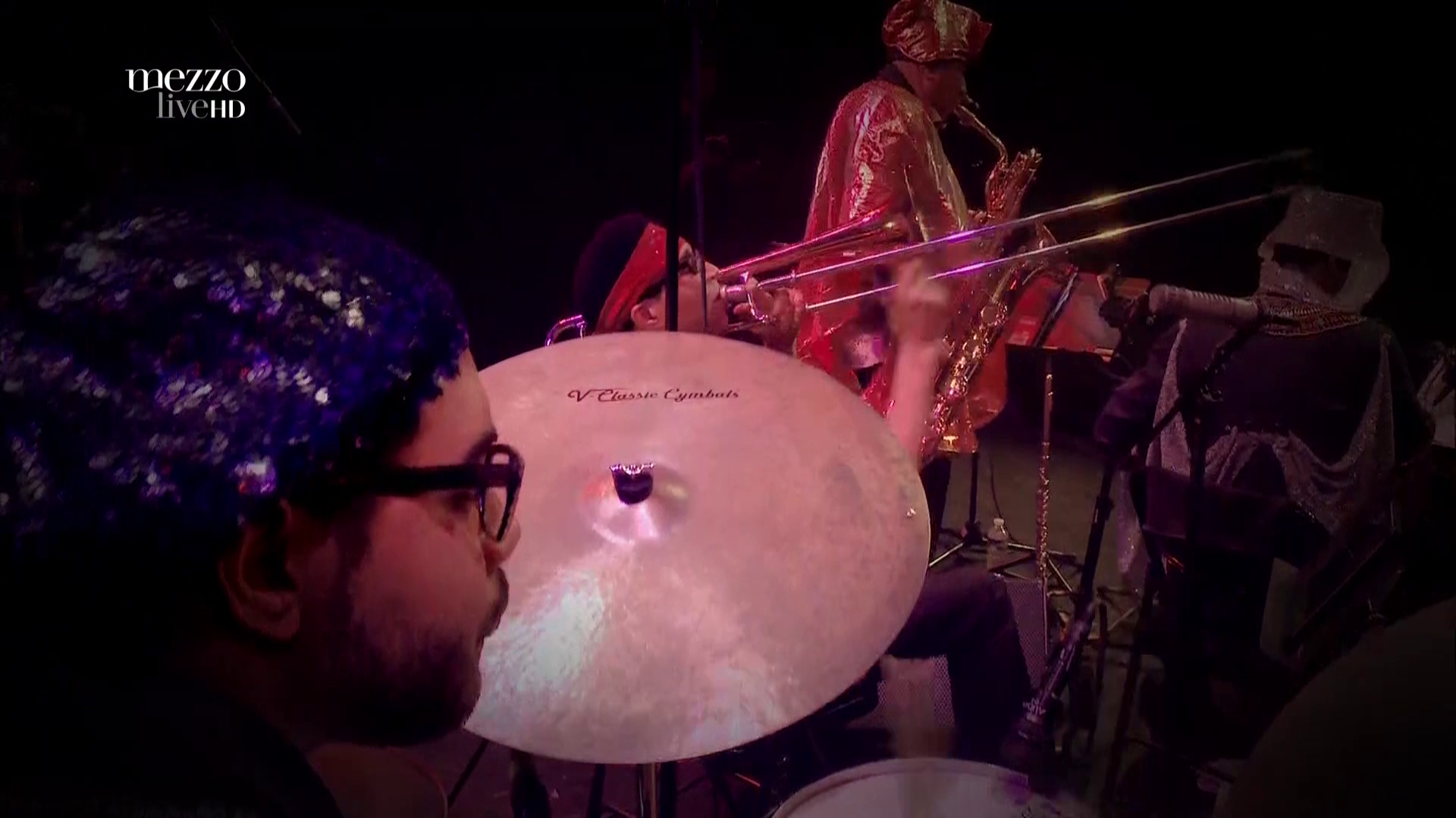 2015 Sun Ra - On Stage With Ra At Banlieues Bleues [HDTV 1080i] 2
