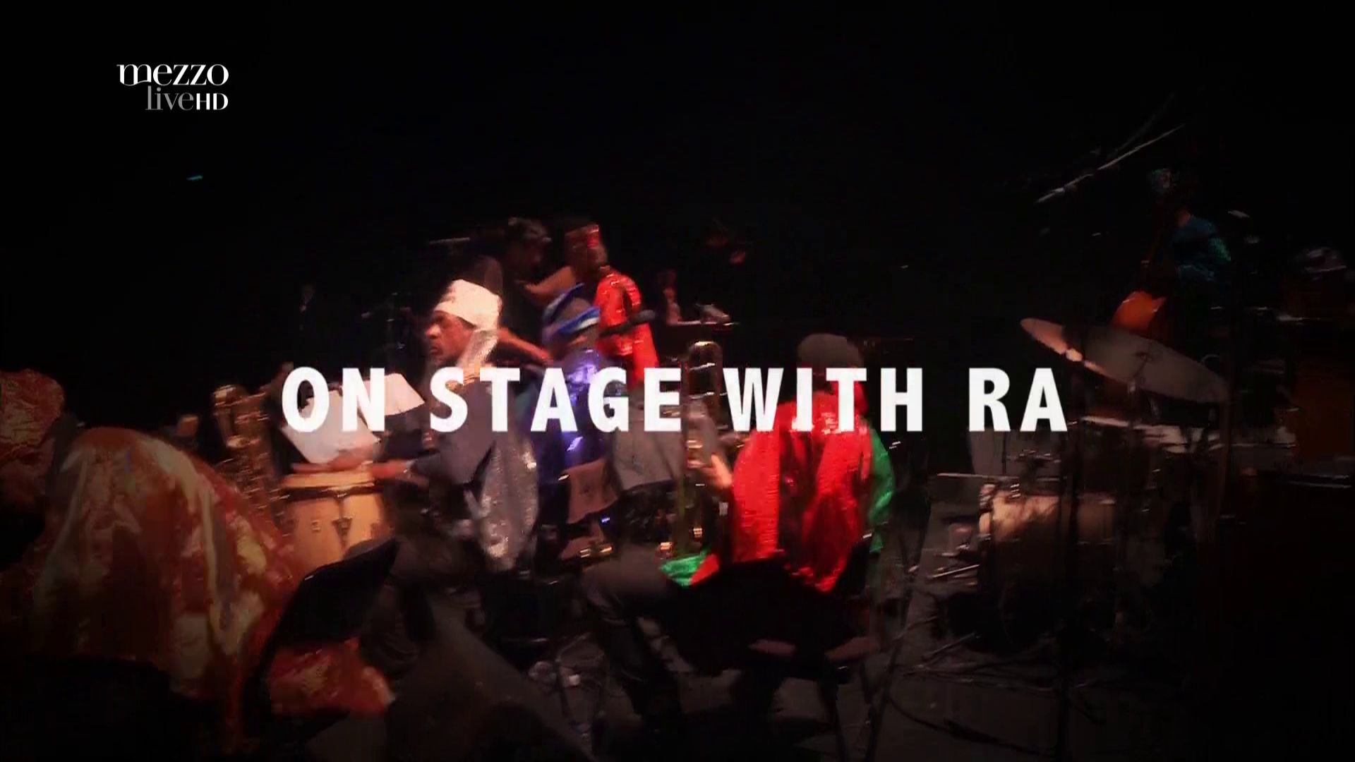2015 Sun Ra - On Stage With Ra At Banlieues Bleues [HDTV 1080i] 0