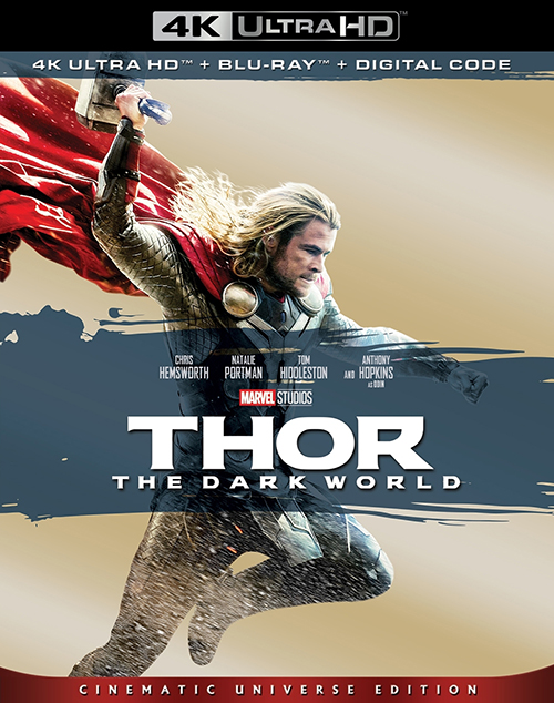 Тор 2: Царство тьмы / Thor: The Dark World (2013) UHD BDRemux 2160p от селезень | 4K | HDR | D, A | Лицензия