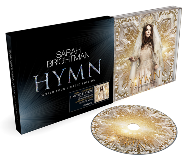 Sarah Brightman - Hymn (World Tour Limited Edition) (2019) FLAC скачать торрентом