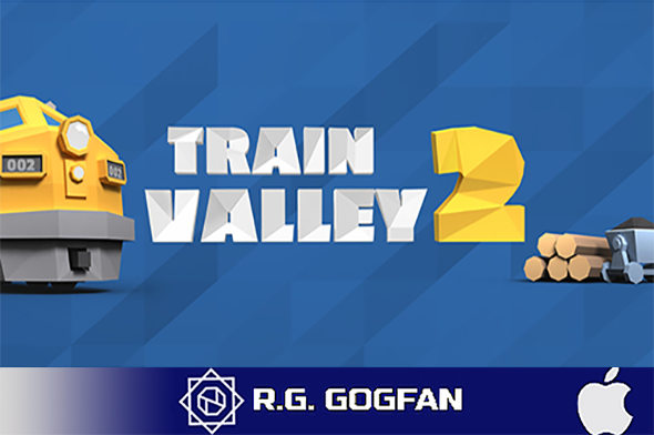 Train Valley 2 (Flazm) (ENG|RUS|MULTI14) [DL|GOG] / [macOS]