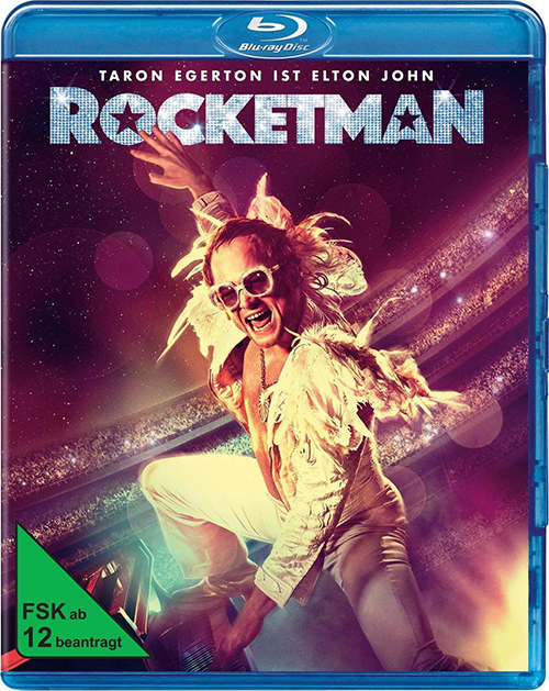 Рокетмен / Rocketman (2019) BDRemux 1080p | Лицензия