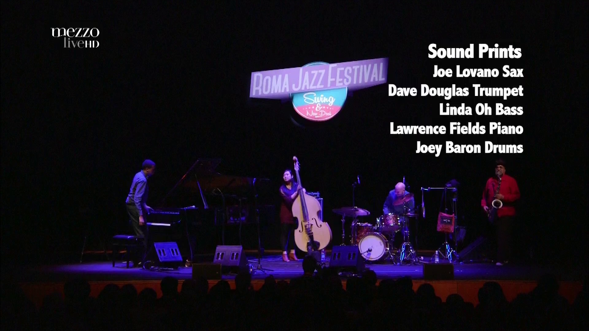 2015 Sound Prints feat. Dave Douglas & Joe Lovano - At Roma Jazz Festival [HDTV 1080i] 0