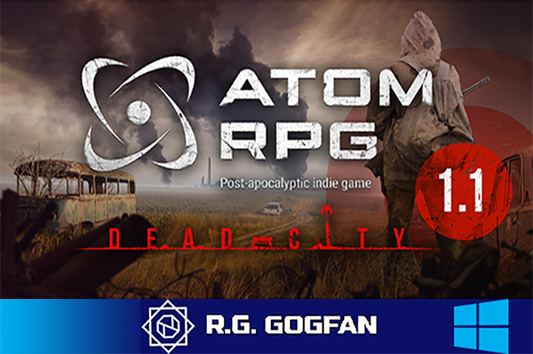 ATOM RPG: Post-apocalyptic indie game (AtomTeam) (ENG|RUS) [DL|GOG] / [Windows]