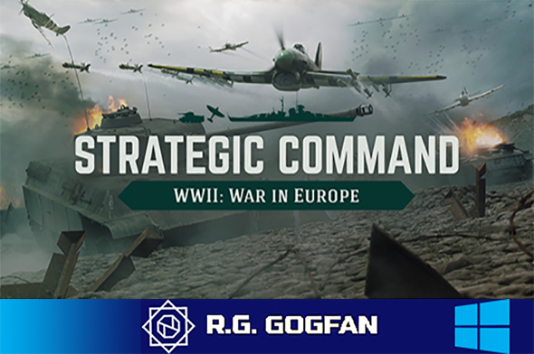 Strategic Command WWII: War in Europe (Slitherine Ltd.) (ENG|GER|MULTI4) [DL|GOG] / [Windows]