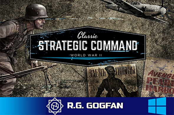 Strategic Command Classic: WWII (Slitherine Ltd.) (ENG) [DL|GOG] / [Windows]