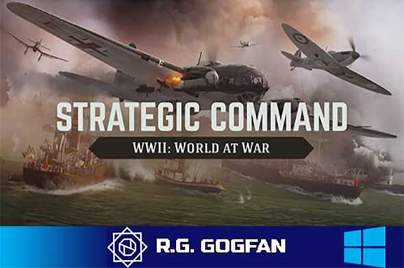 Strategic Command WWII: World at War (Slitherine Ltd.) (ENG|GER|MULTI4) [DL|GOG] / [Windows]