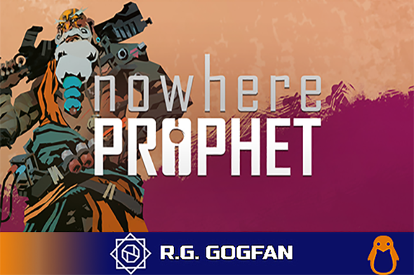 Nowhere Prophet (No More Robots) (ENG|GER|MULTI4) [DL|GOG] / [Linux]