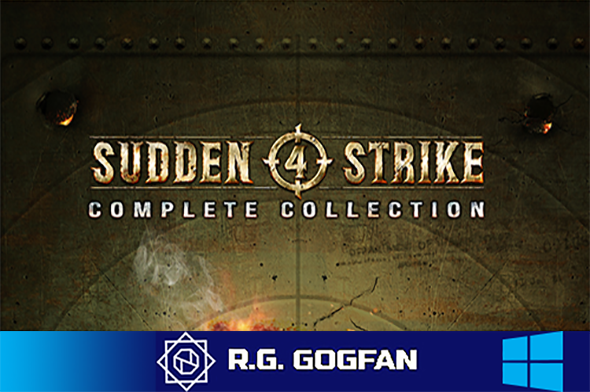 Sudden Strike 4 (Kalypso Media Digital) (ENG|RUS|MULTI7) [DL|GOG] / [Windows]