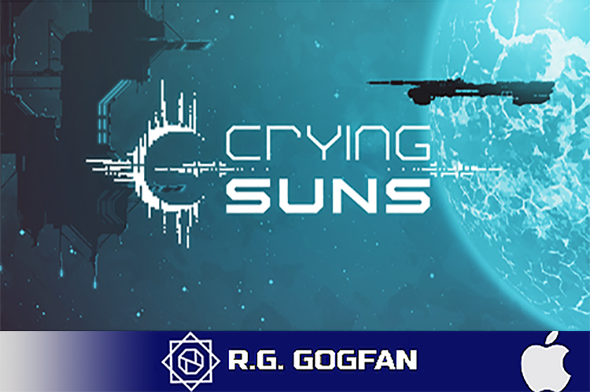 Crying Suns (Humble Bundle) (ENG|RUS|MULTI6) [DL|GOG] / [macOS]