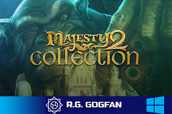 Majesty 2 Collection (Paradox Interactive) (ENG|GER|FRE) [DL|GOG] / [Windows]