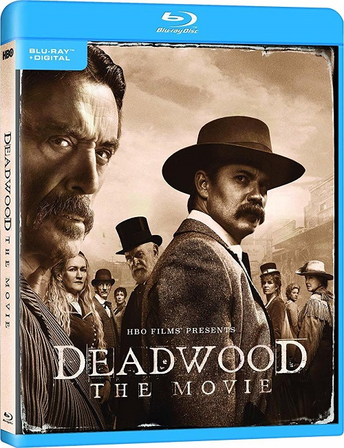 Дэдвуд / Deadwood (2019) BDRip 1080p от селезень | P, A