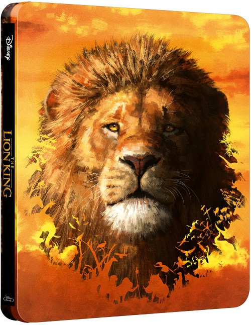 Король Лев / The Lion King (2019) BDRip-HEVC 1080p от селезень | iTunes