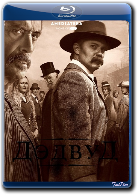 Дэдвуд / Deadwood (2019) BDRip от Twister & ExKinoRay | Amedia
