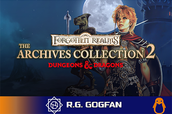 Forgotten Realms: The Archives Collection Two (GOG) (ENG|GER) [DL|GOG] / [Linux]