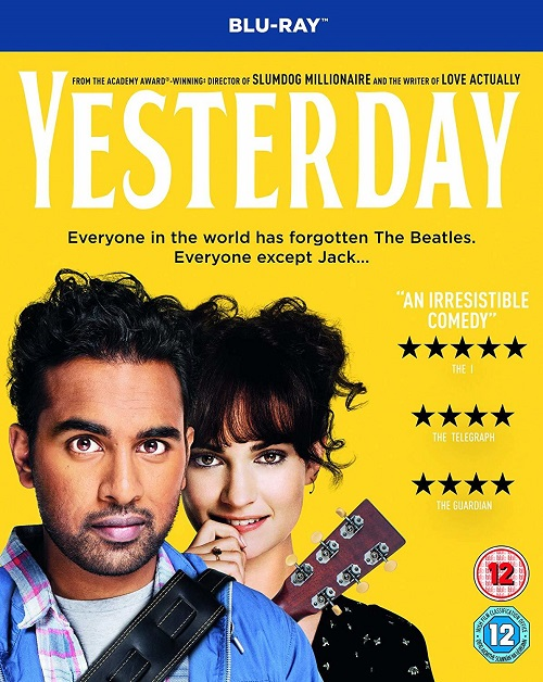 Yesterday / Yesterday (2019) BDRip 1080p от селезень | Лицензия | 11.19 GB