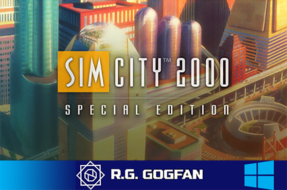 SimCity 2000 Special Edition (Electronic Arts) (ENG) [DL|GOG] / [Windows]