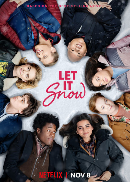 Пусть идёт снег / Let It Snow (2019/WEB-DL/WEB-DLRip)