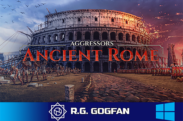 Aggressors: Ancient Rome (Slitherine Ltd) (ENG) [DL|GOG] / [Windows]