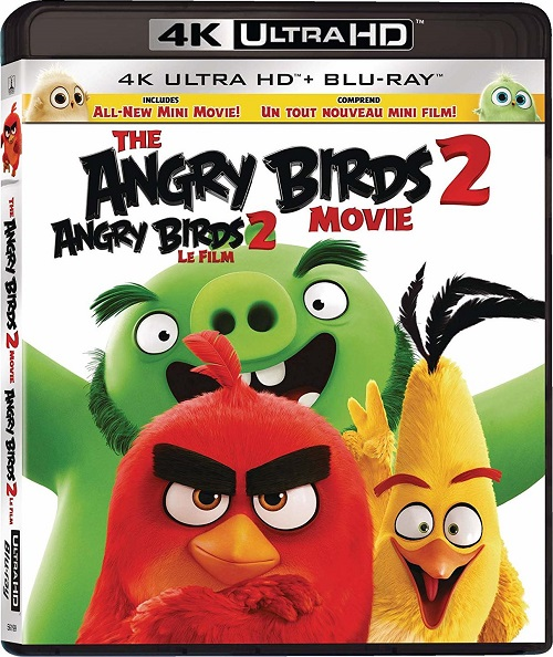 Angry Birds 2 в кино / The Angry Birds Movie 2 (2019) UHD BDRip-HEVC 2160p | 4K | SDR | iTunes