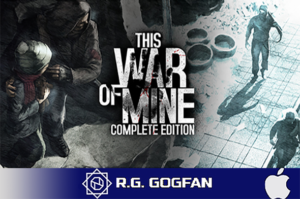 This War of Mine Complete Edition (11 bit studios) (ENG|RUS|MULTI12) [DL|GOG] / [macOS]
