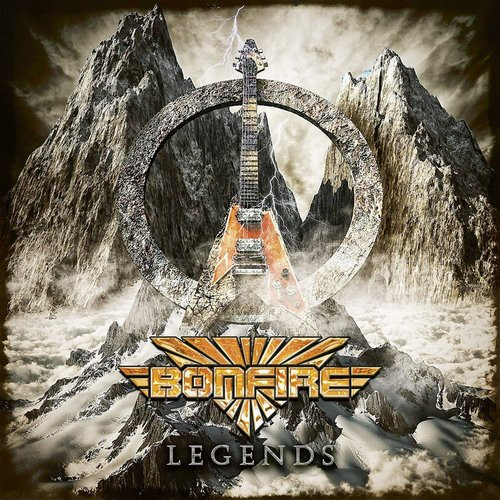 Bonfire - Legends (2018) FLAC