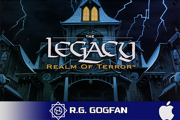 The Legacy: Realm of Terror (Piko Interactive) (ENG|GER|FRE) [DL|GOG] / [macOS]