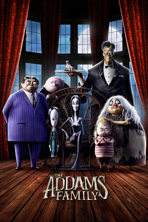 Семейка Аддамс / The Addams Family (2019) WEB-DL 1080p от селезень | D