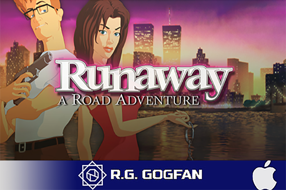 Runaway: A Road Adventure (Focus Home Interactive) (ENG|FRE) [DL|GOG] / [macOS]
