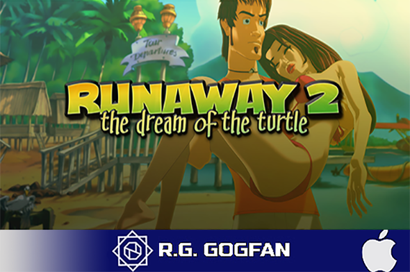 Runaway 2: The Dream of the Turtle (Focus Home Interactive) (ENG|FRE) [DL|GOG] / [macOS]