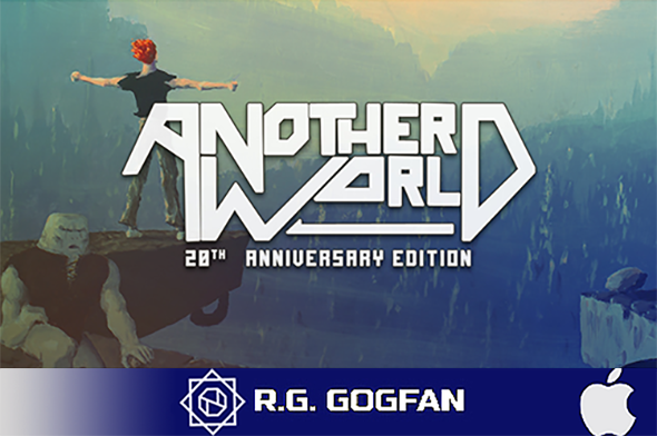 Another World: 20th Anniversary Edition (Digital Lounge) (ENG|GER|MULTI5) [DL|GOG] / [macOS]