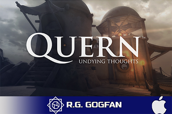 Quern Undying Thoughts (Zadbox Entertainment) (ENG|RUS|MULTI10) [DL|GOG] / [macOS]
