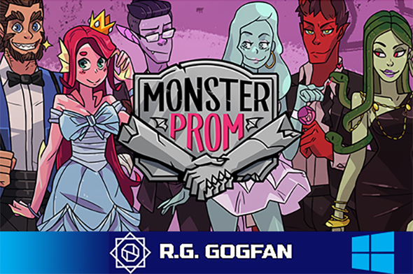 Monster Prom (Those Awesome Guys) (ENG) [DL|GOG] / [Windows]