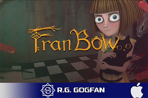 Fran Bow (Killmonday Games) (ENG|RUS|MULTI4) [DL|GOG] / [macOS]