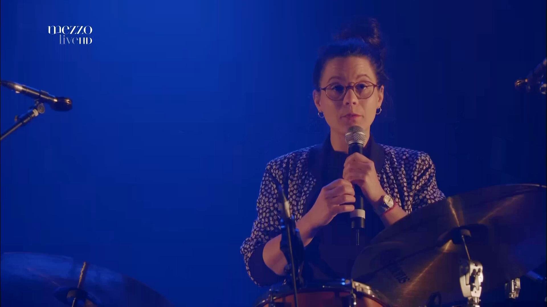 2018 Anne Paceo - Bright Shadow at Jazz Sous Les Pommiers [HDTV 1080i] 1