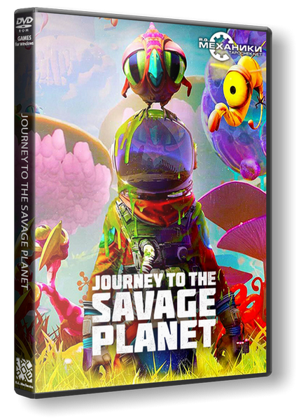 Journey to the Savage Planet (RUS|ENG|MULTI11) [RePack] от R.G. Механики